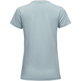 Black Diamond Rise And Climb T-shirt Femme, blue ash